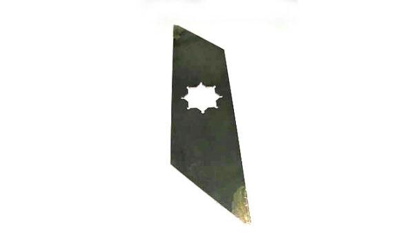 Sisis – Verticut – Scarifying Blade Tipped